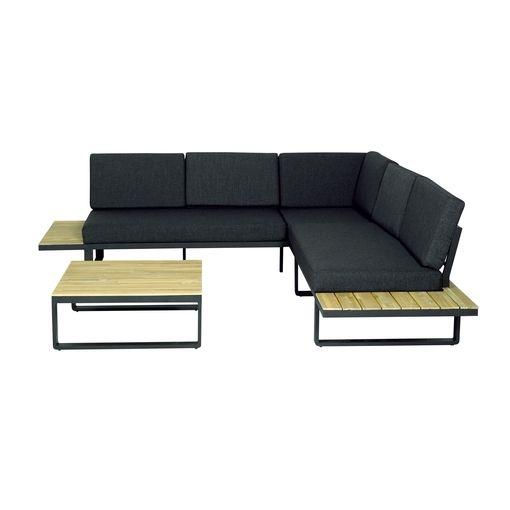 Intratuin loungeset Orfeo aluminium terras Pinterest Verandas