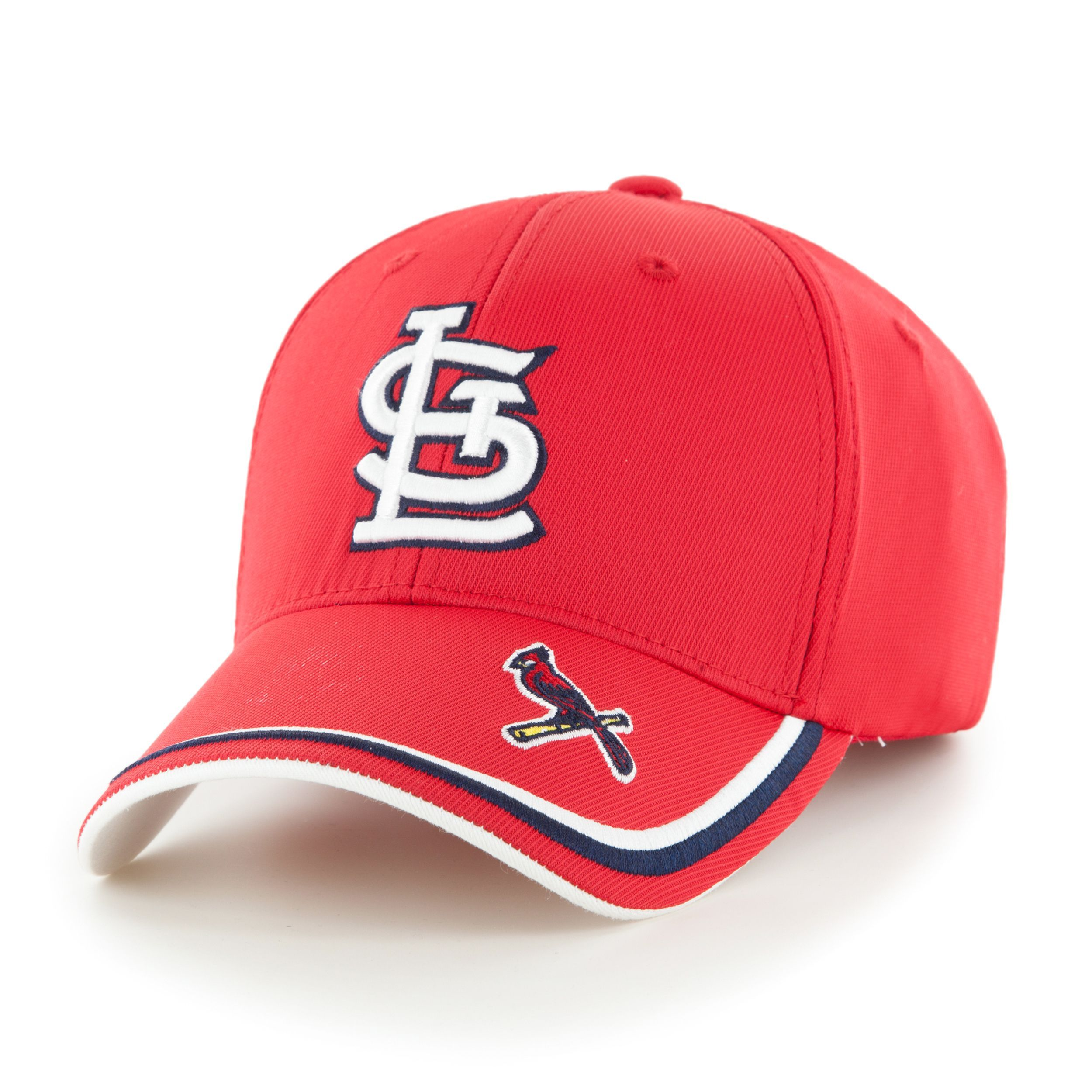 cheap for discount f2aa7 f52f6 47 Brand St. Louis Cardinals MLB Forest (Green) Hook and Loop Hat (St. Louis  Cardinals), Size One Size Fits All (spandex)