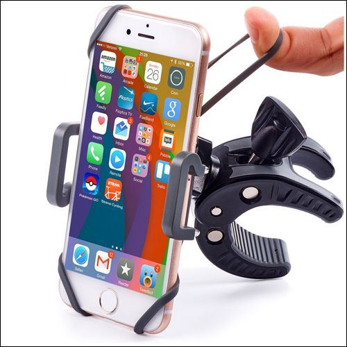 CAW.CAR Accessories Bike Mounts for iPhone X, iPhone 8 and iPhone 8 ...