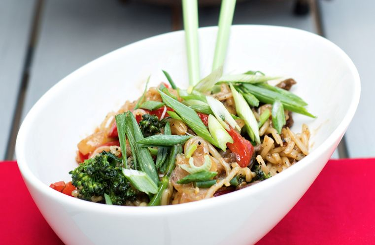 Double up this simple and delicious beef stir fry recipe