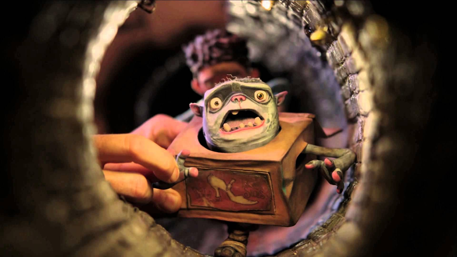 New Trailer Shows How Laika Animation Studio Created The Tiny Stop Motion World Of The Boxtrolls Stop Motion Animation Stop Motion Universal Pictures