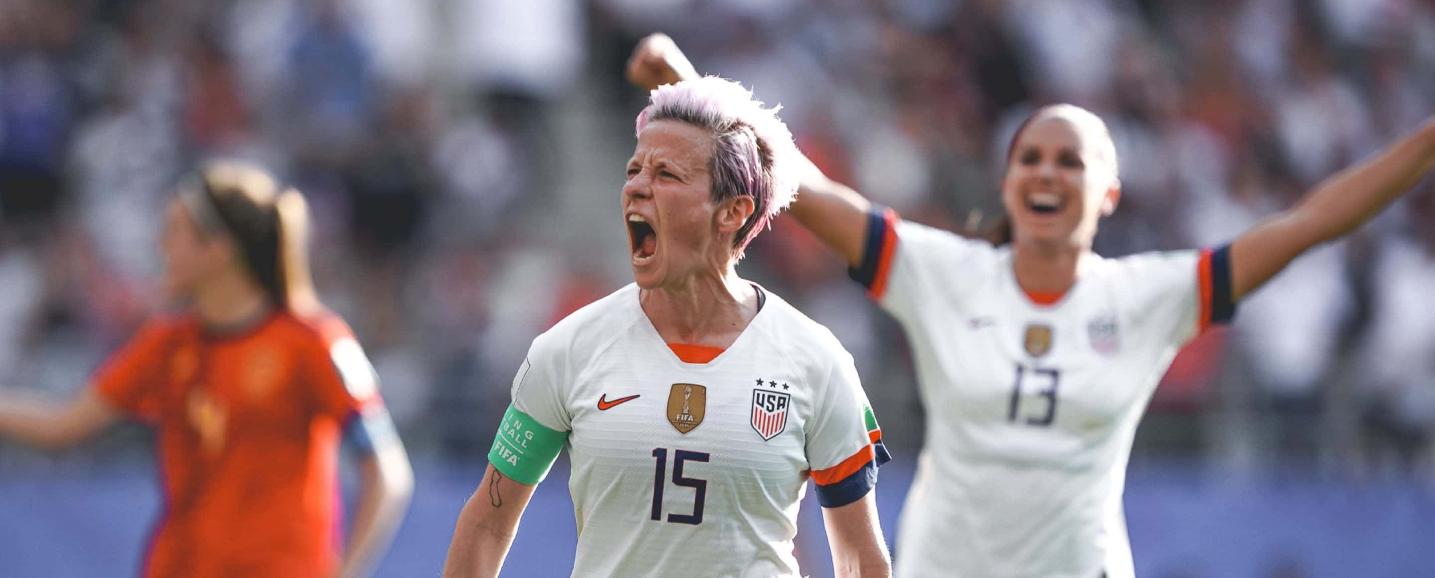 USA Advances To 2019 World Cup Quarterfinals With 21