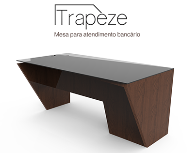 "Check out new work on my @Behance portfolio: ""Mesa Trapèze"" http://on.be.net/1GqIsFM"
