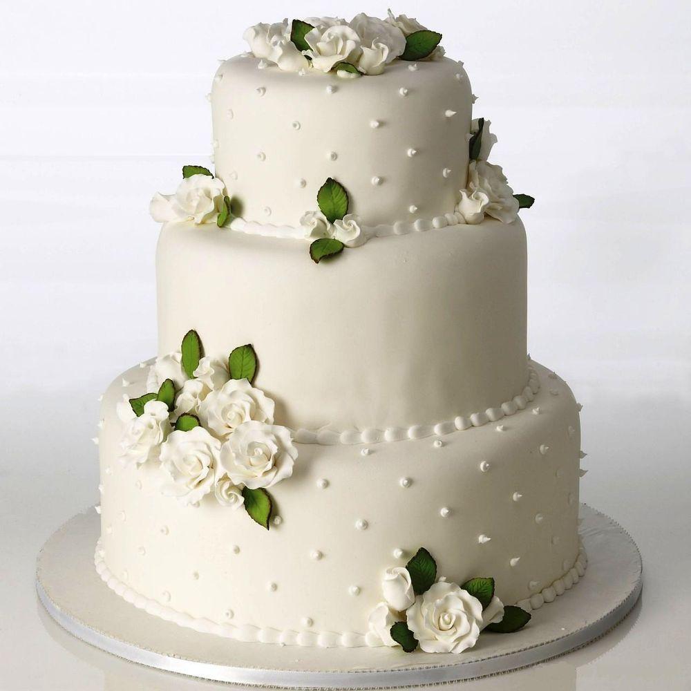 Ebay Flowers WEDDING CAKE DECORATIONS SUGAR FLOWER SINGLE ROSES PASTE RED WHITE PINK IVORY
