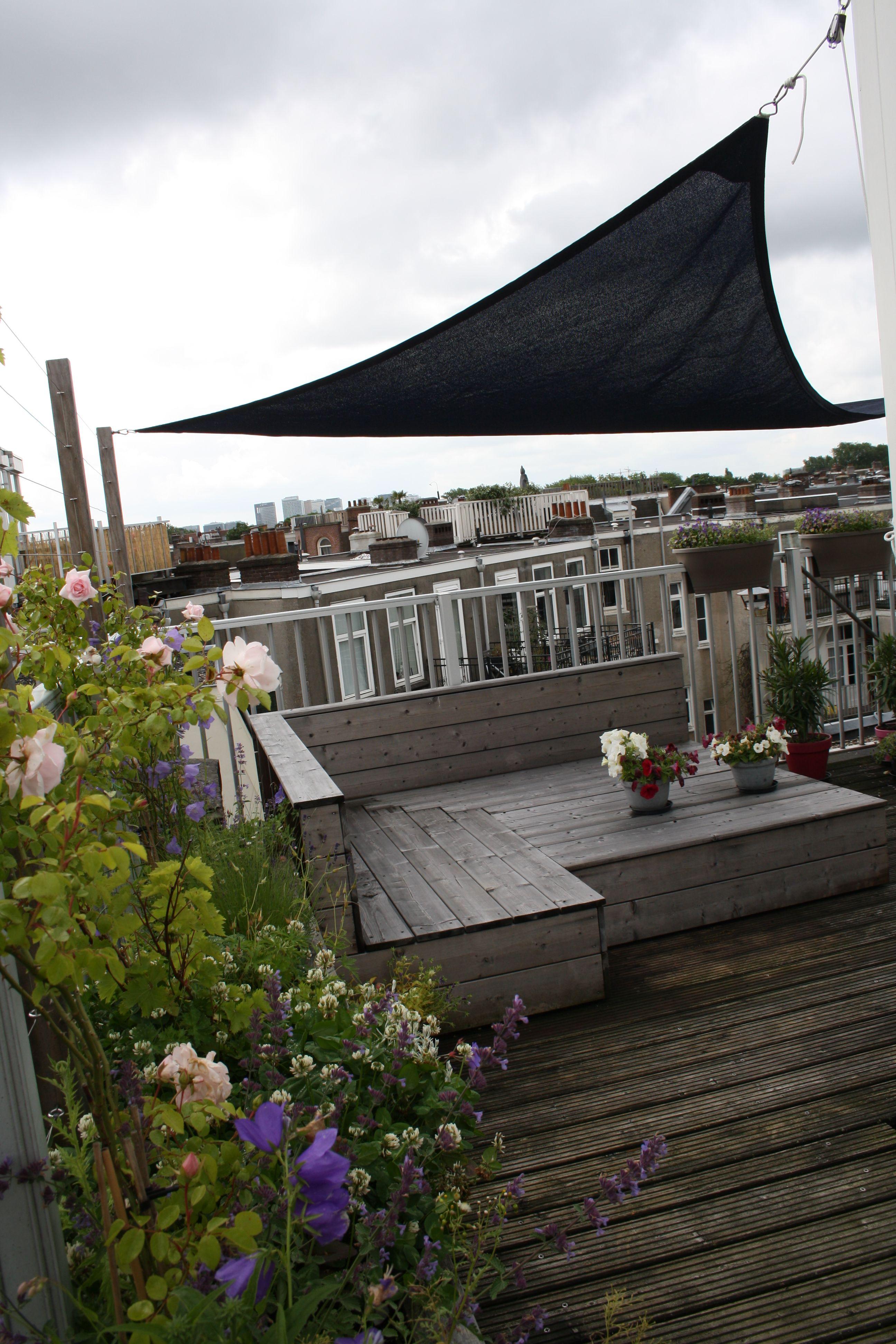 Rooftop Terrace…