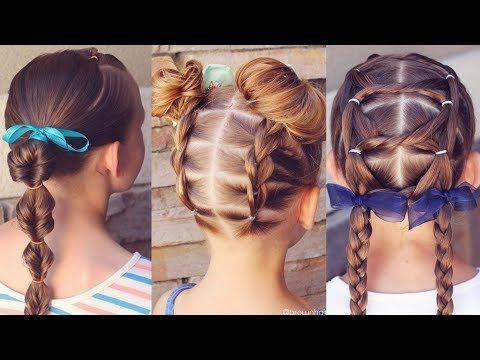 Peinados De Ninas Para Fiestas De Cumpleanos