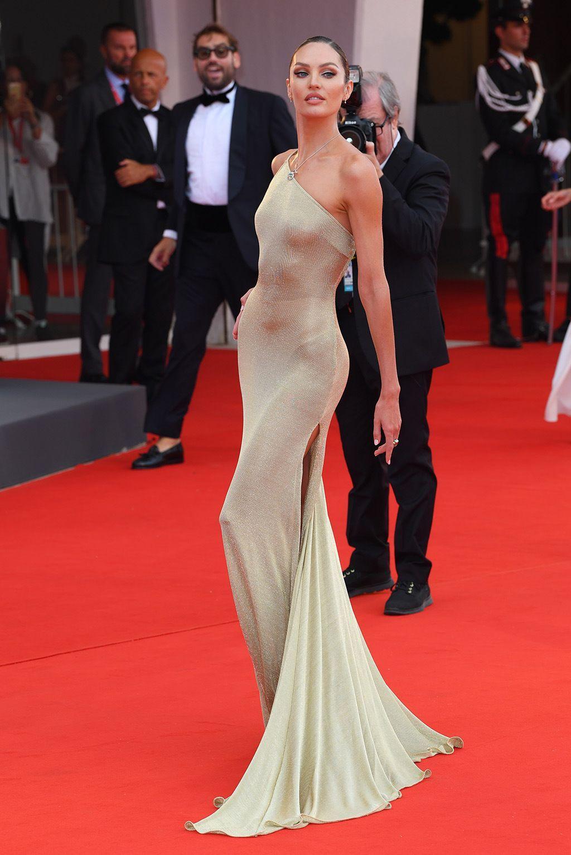 Candice Swanepoel'The Truth' premiere, 76th Venice Film