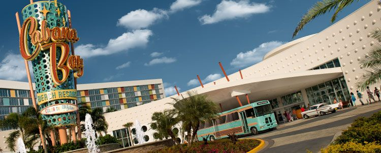 Nifty Time At Universal Studios Cabana Bay Beach Resort