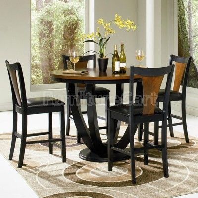 Boyer Counter Height Dining Room Set Round Dining Table Counter Height Dining Table Set Dining Room Sets