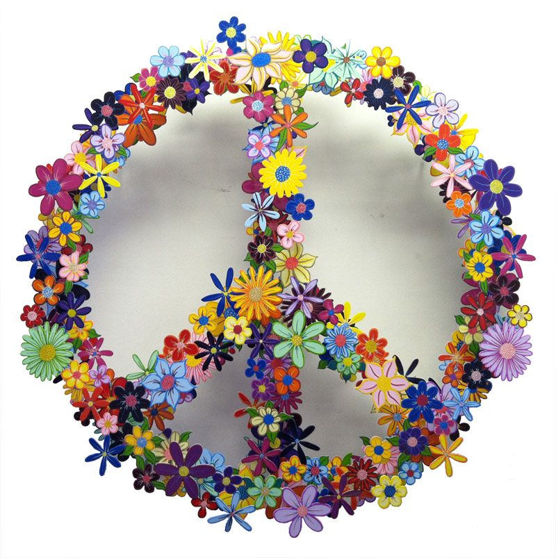Interior Design And Decor Pinterest Peace Flower Power And Symbols