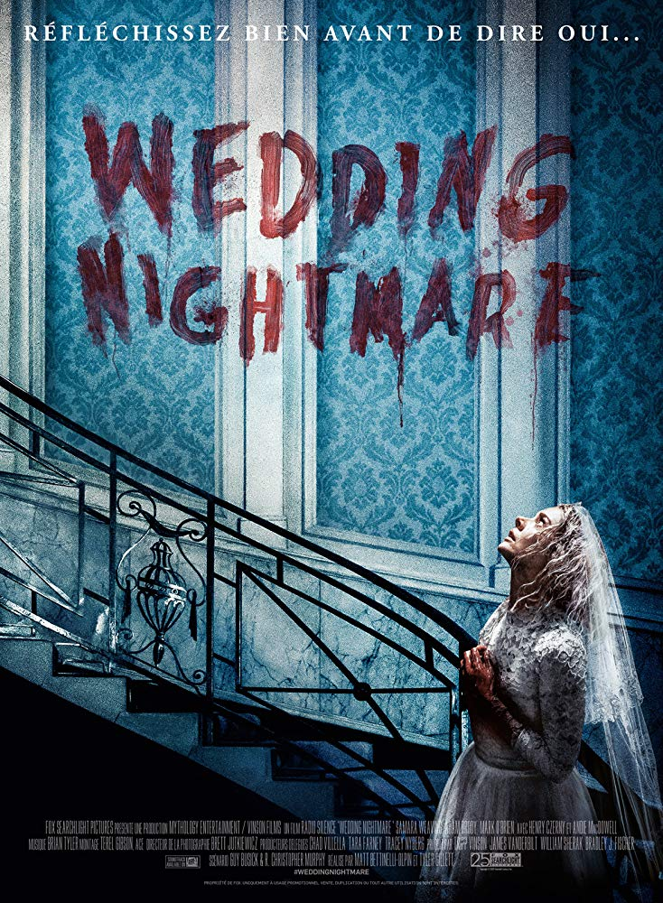 Pin By Jonatan Lopez On Ready Or Not In 2020 Wedding Nightmare Full Movies Full Movies Online Free