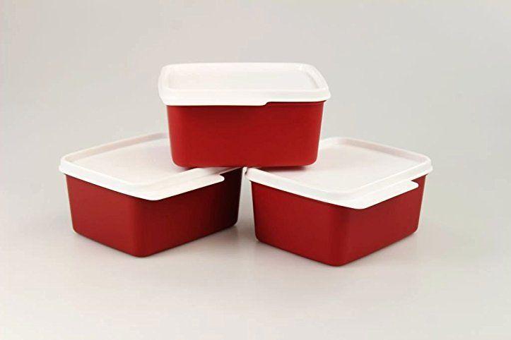 Kühlschrank Dosen : Tupperware kühlschrank l rot kühle ecke frischemeister