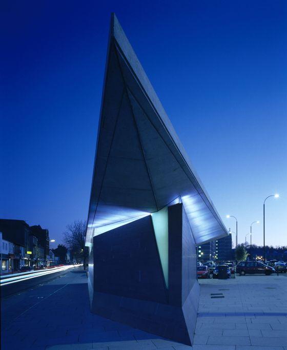 Zu Ihrer Erleichterung: Moderne Architektur Für Öffentliche ... Offentliche Toilette Park Landschaft