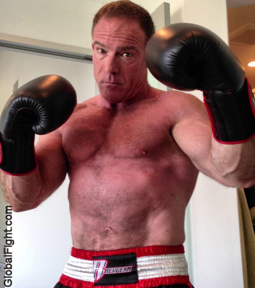 Hot Boxing Hunks 83