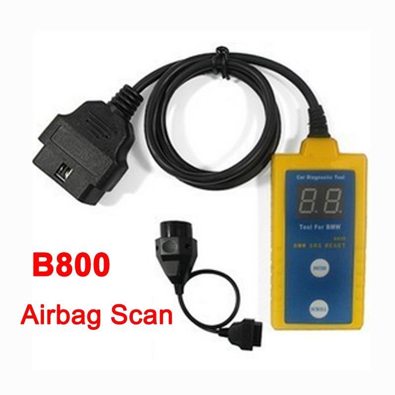 2016 new b800 airbag srs reset scanner obd diagnostic tool