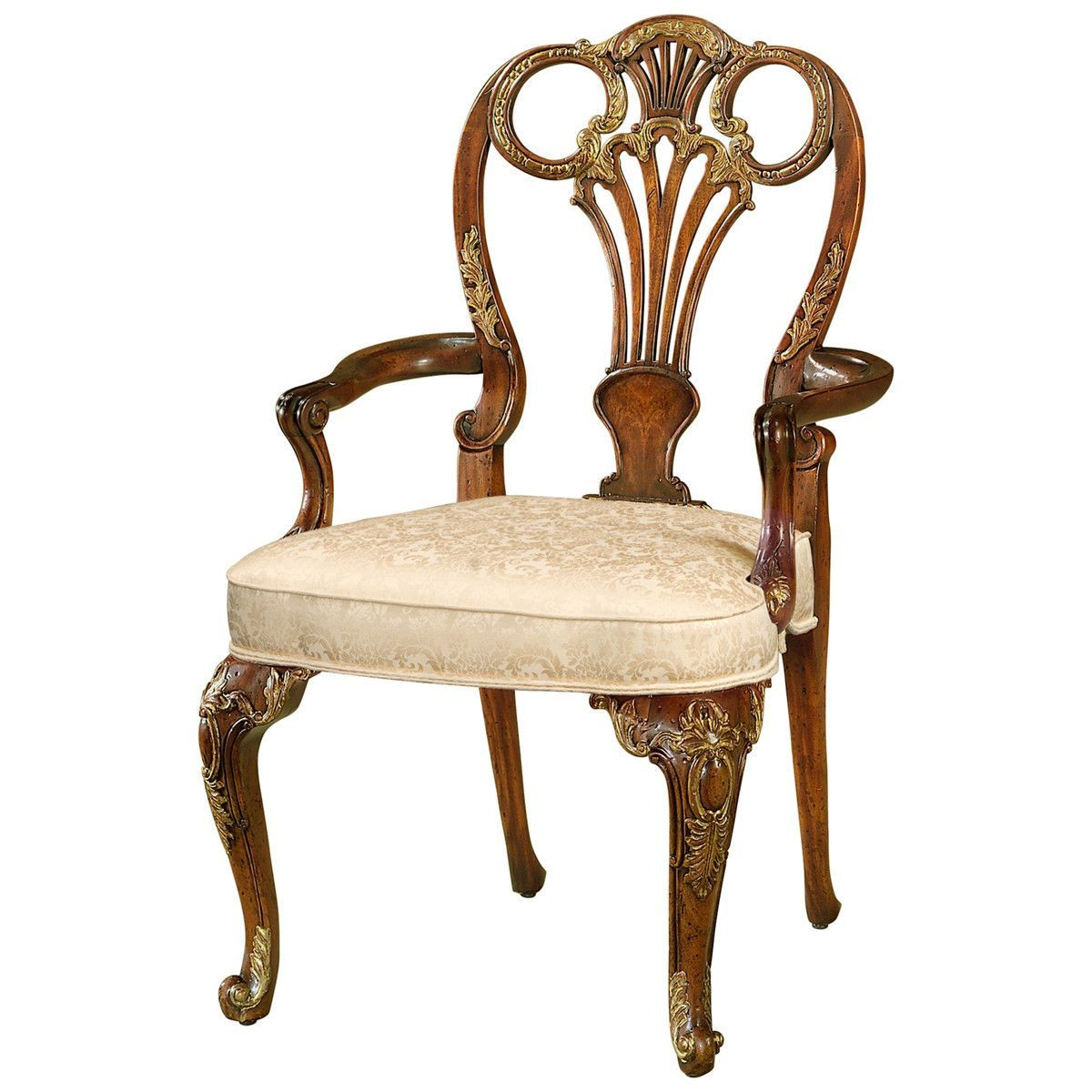 Theodore Alexander The Raconteur Dining Chair