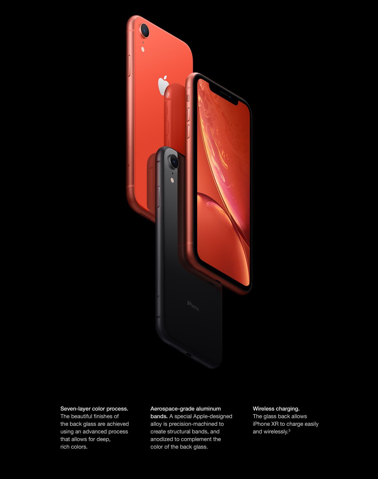Apple iphone xr 64gb black carrier locked carrier