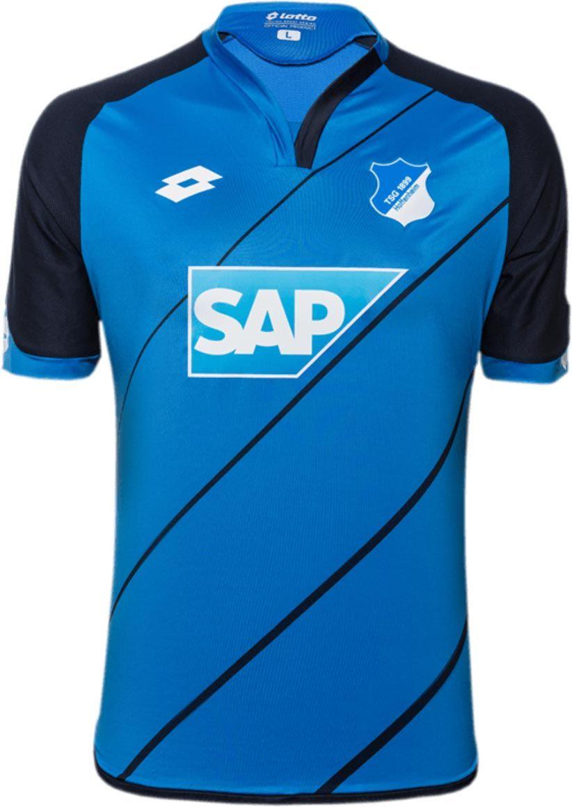 Design a t shirt kit - The New Hoffenheim 2016 2017 Kit Boasts A Unique Design