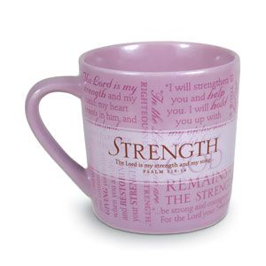 Promises of Strengts Mug