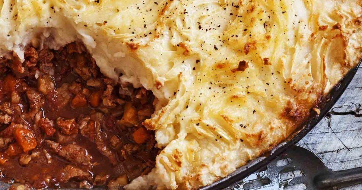 Roasted Lamb Shepherd S Pie Recipe Lamb Dishes Lamb Recipes Coles Recipe