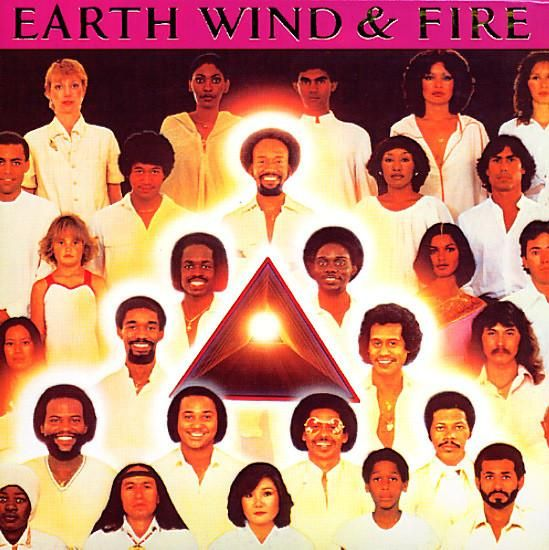 Earth Wind Amp Fire Faces Columbia Arc Records Vg Kc2 36795