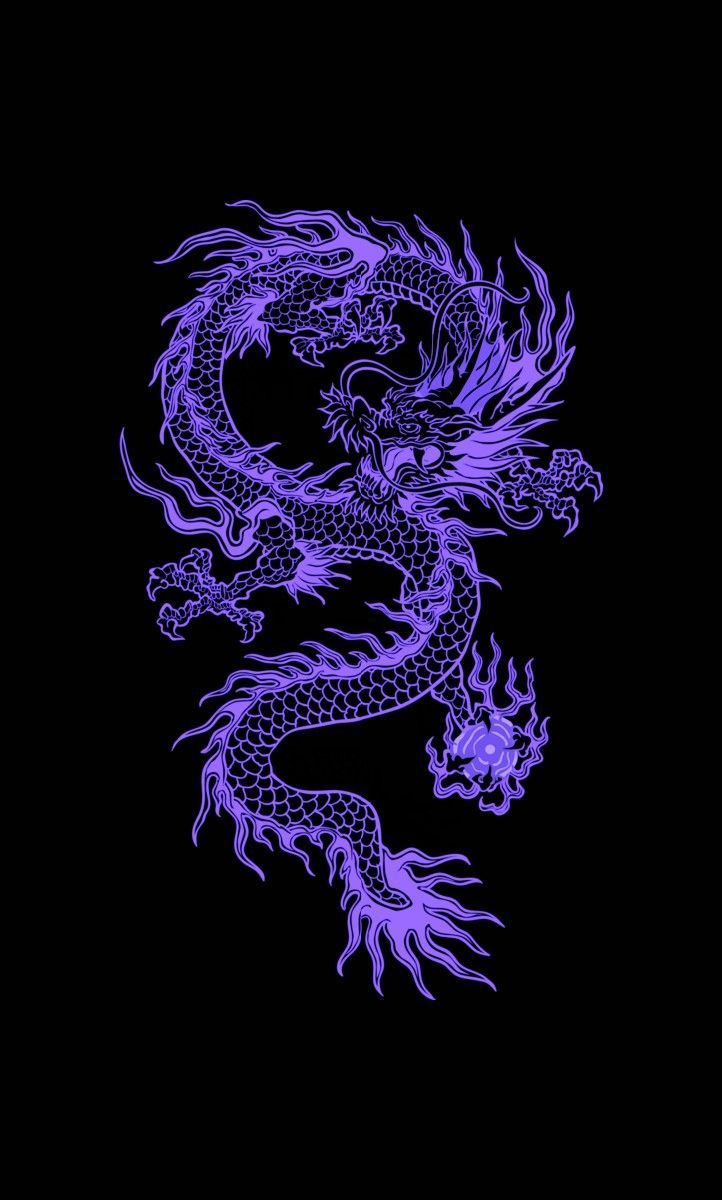 Pin by Urals on AZZY TOP in 2021   Japanese wallpaper iphone, Dragon wallpaper iphone, Dark wallpaper iphone
