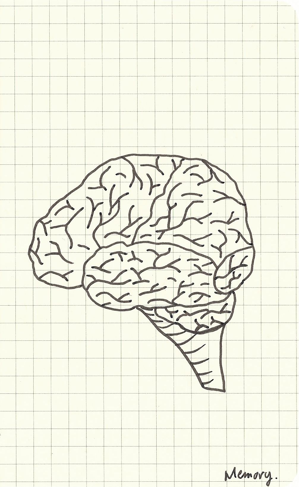 "the-little-mouse: "" ""Memory"" in Pen - 04/11/2012 "" | Skeket ..."