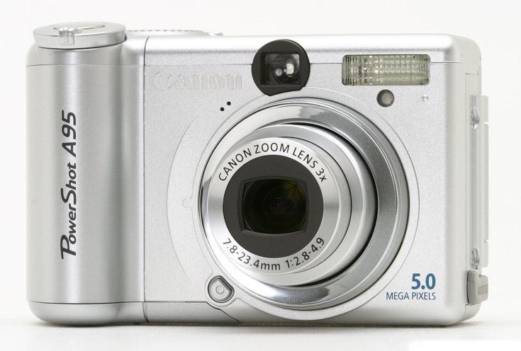 canon powershot a95 first digital photocamera pinterest canon rh pinterest com