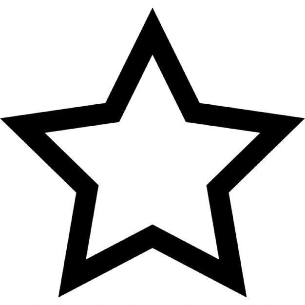 Funfzackigen Stern Vektoren 390 Malvorlage Stern Ausmalbilder