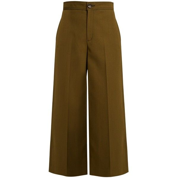 Fitz wide-leg wool-blend cropped trousers Joseph Extremely Good Selling Discount Reliable Outlet Order Online Enjoy Cheap Online 0rAHIt