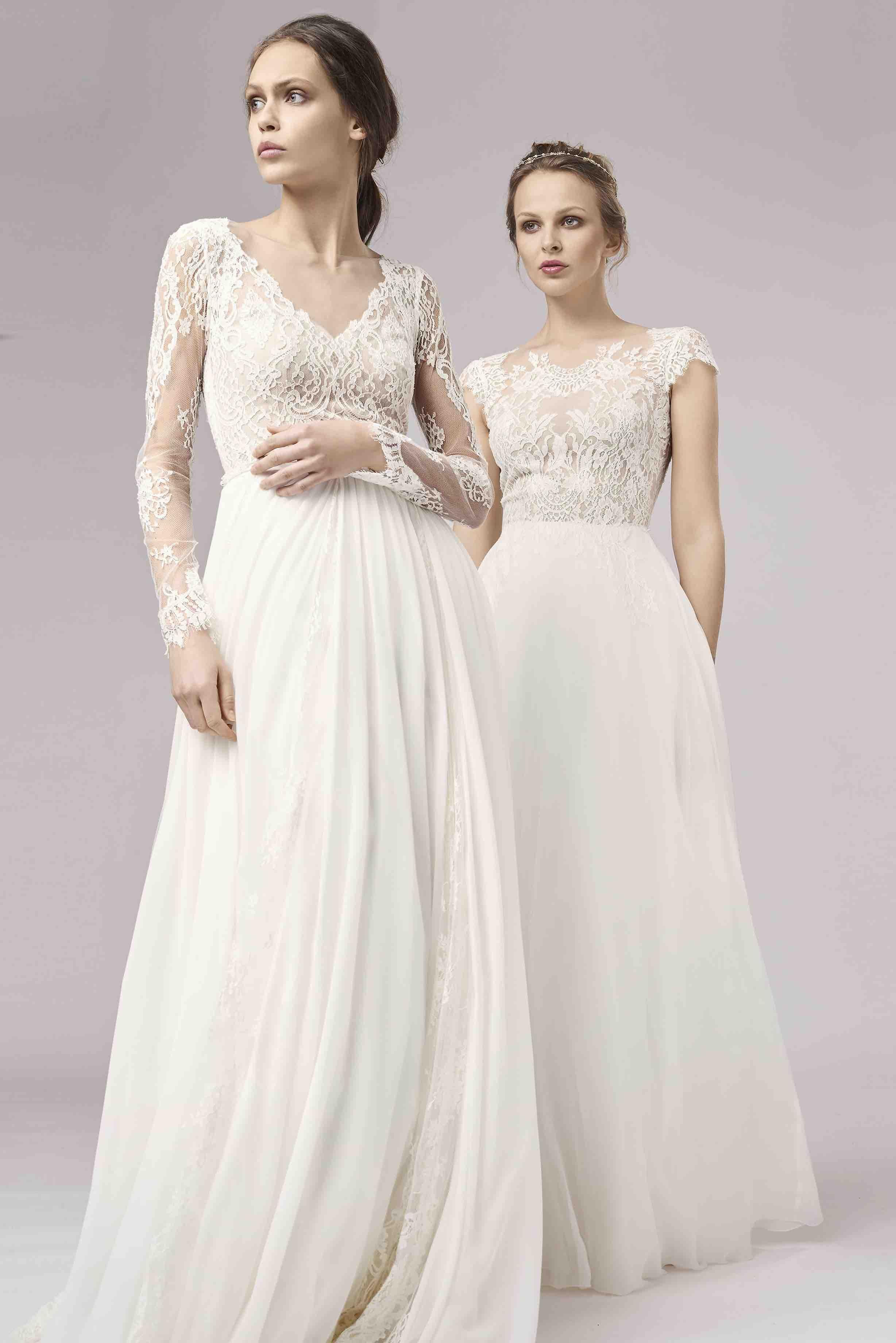 Anna Kara Die Brautkleider der polnischen Designerin ANNA KARA
