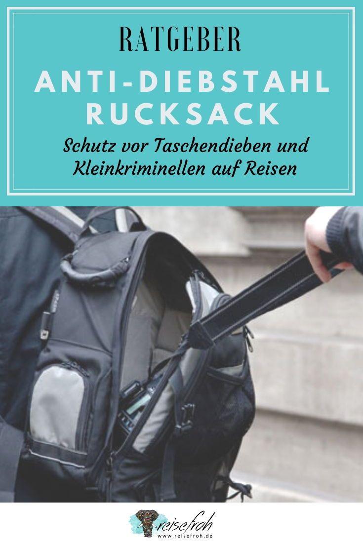 AntiDiebstahl Rucksack Die 8 besten Modelle im Vergleich