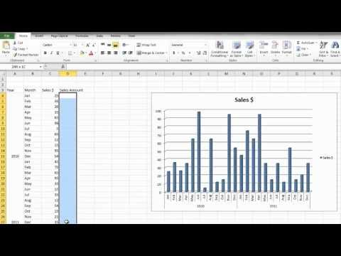How to make a bar graph in microsoft excel 2010 for beginners how to make a bar graph in microsoft excel 2010 for beginners youtube ccuart Choice Image