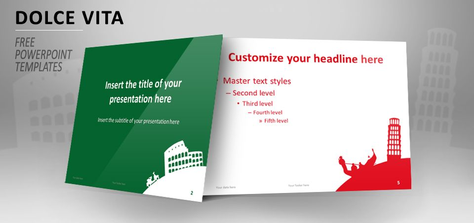 Old Style u2013 Free Template for PowerPoint and Impress Template - best of certificate templates for powerpoint