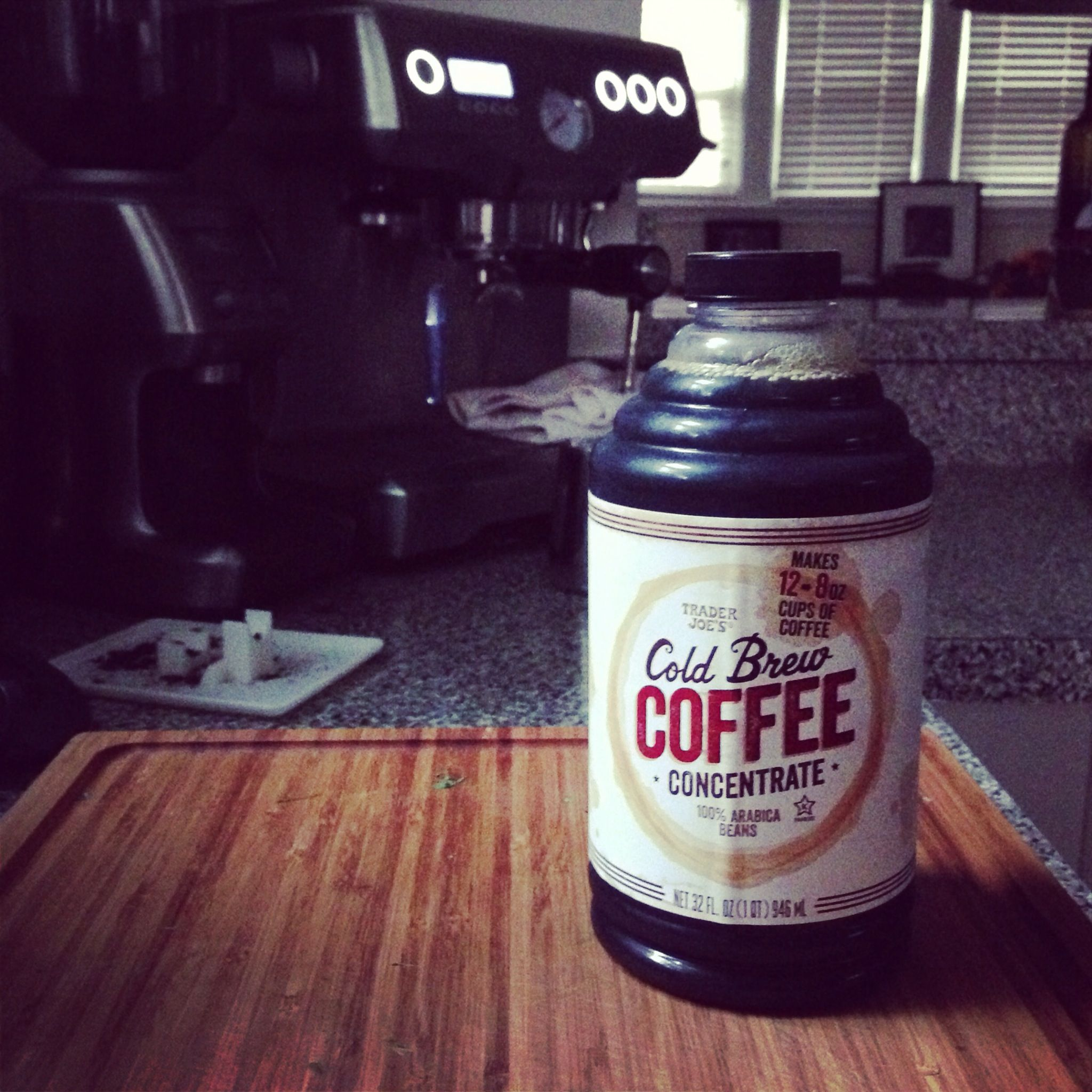 Trader Joe S Cold Brew Coffee Concentrate Cheap Tasty