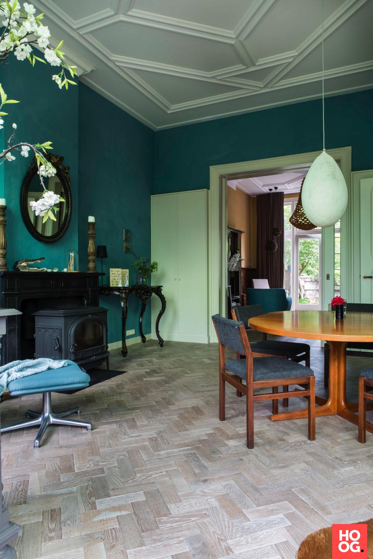 Wonen in landelijke stijl | interieur ideeen | woonkamer | living ...