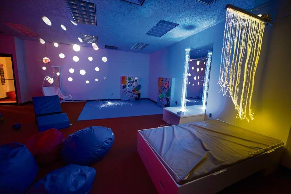 TFH Multi Sensory Room In Montour School District Elementary Pittsburgh PA
