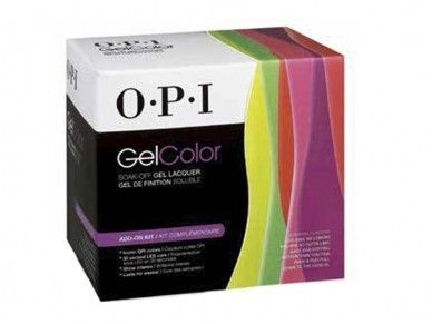 OPI GelColor - The Neons Kit
