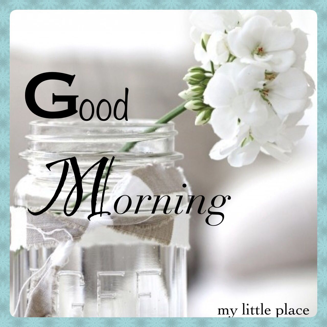 Good Morning Beautiful!! Hope You Slept Well And Are
