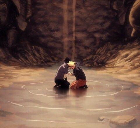 Friends. Enough. #sasuke #naruto