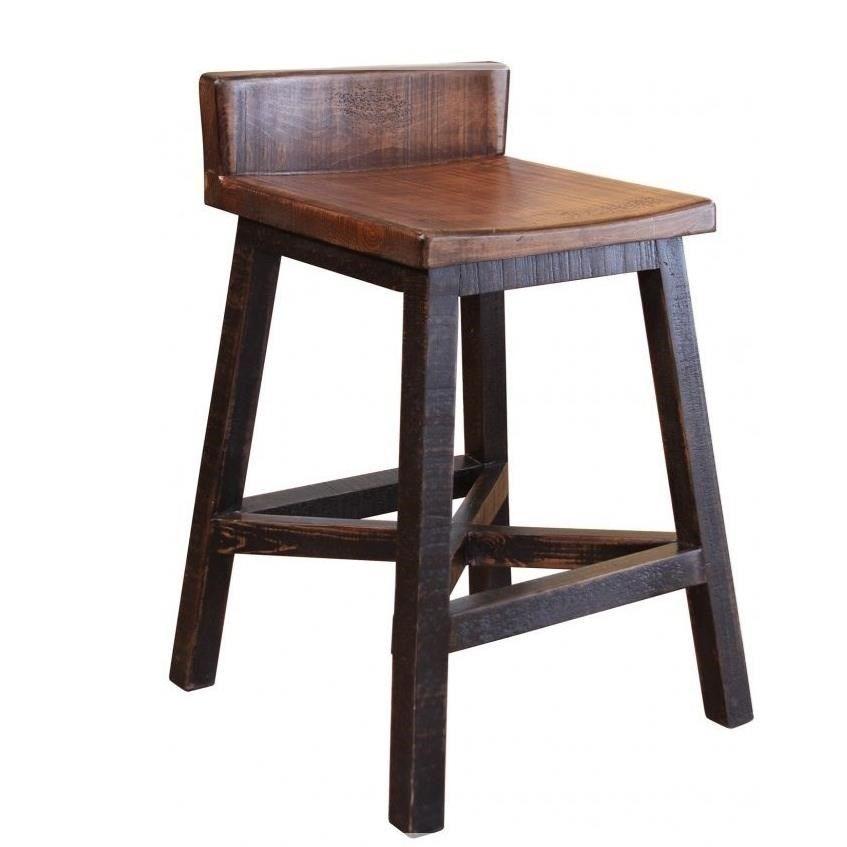 Pueblo Counter Height Stool By International Furniture Direct Furniture Furniture Direct Destressed Furniture