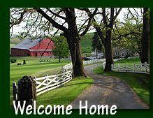 North Glade Inn Deep Creek Lake Bed & Breakfast, Rural Western Maryland