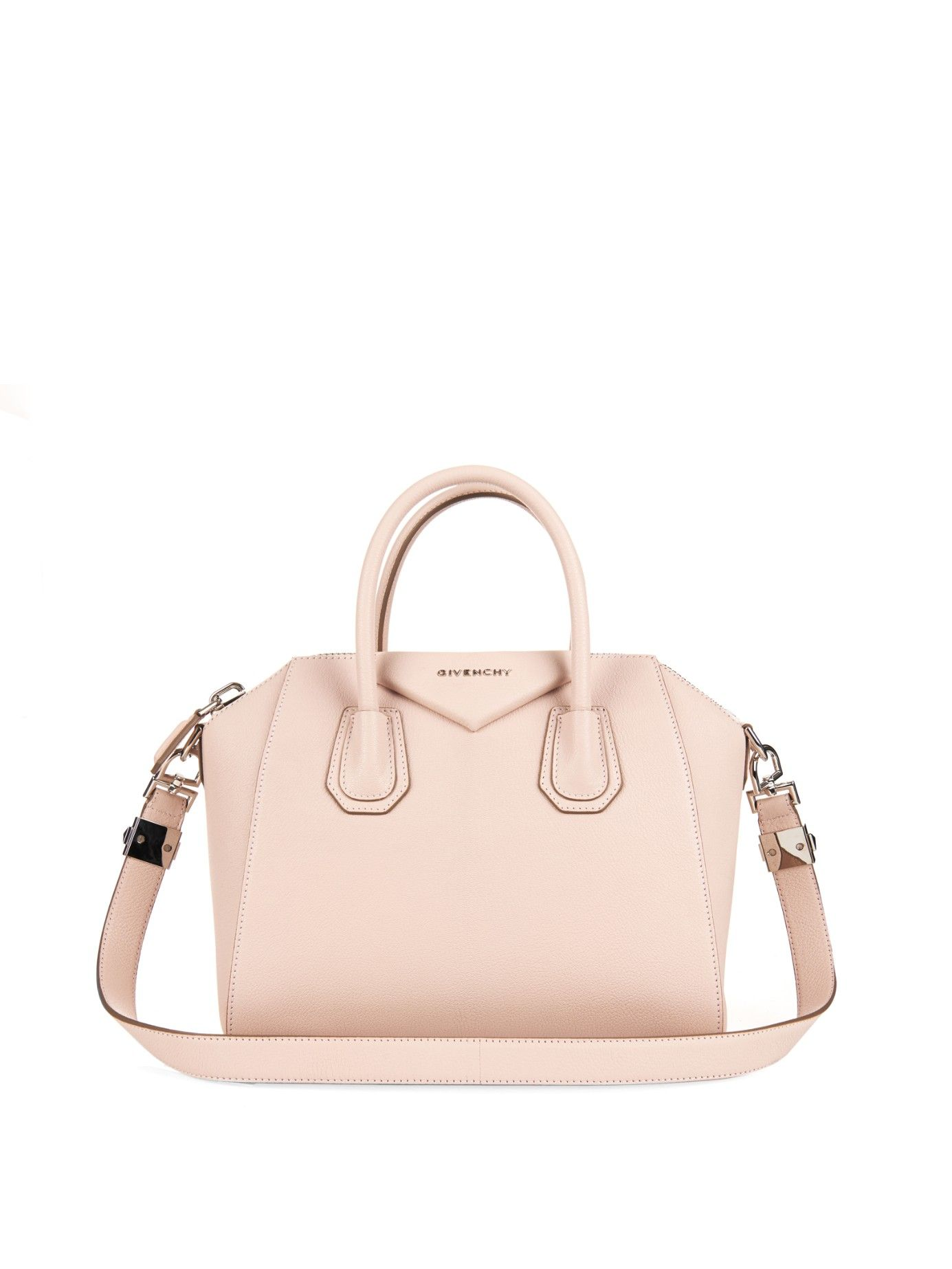 ffcb02f87a Bag · Antigona small sugar-leather tote
