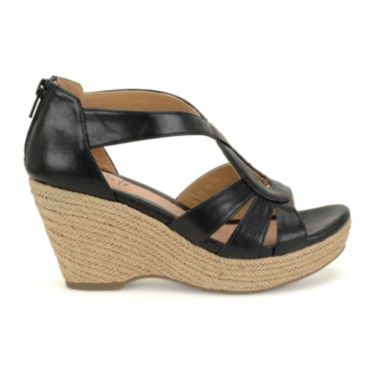 Eurosoft™ Merris Wedge Shoes - JCPenney