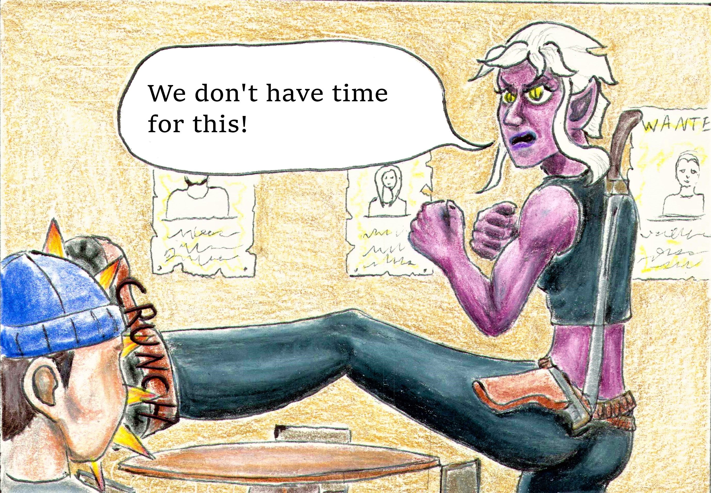 Boot To The Head Comics Webcomic Blog Video