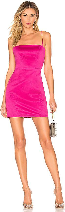 5cfff3d426a About Us Nory Mini Dress in  Pink!