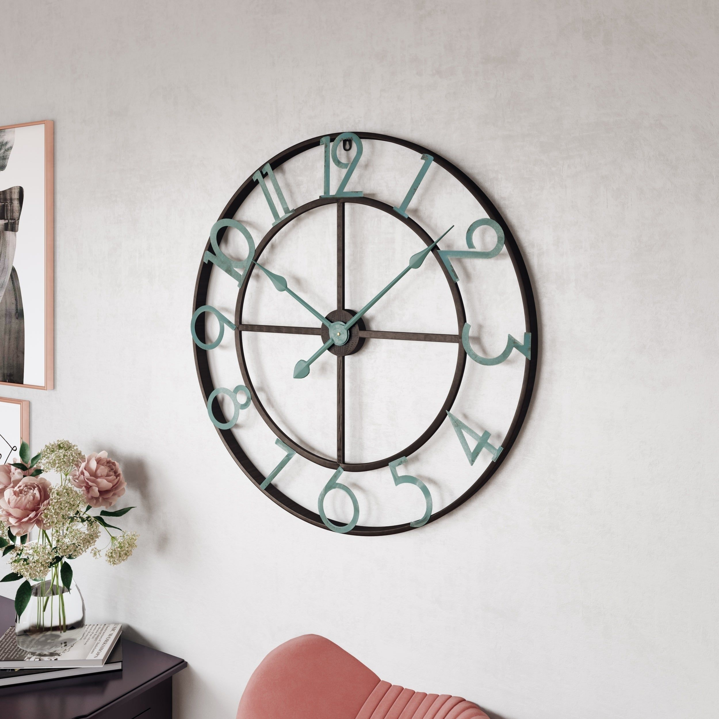 Online Shopping Bedding Furniture Electronics Jewelry Clothing More Decorative Boxes Beautiful Wooden Boxes Wood Boxes Wall Clock Oversized Wall Clock Clock