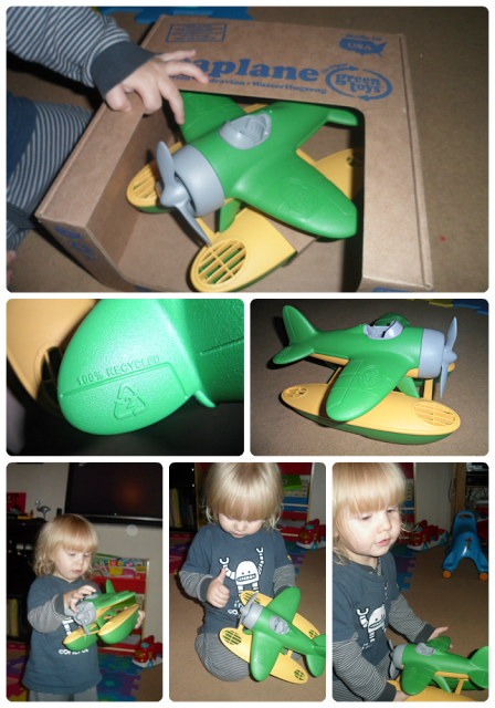 Bigjigs Seaplane