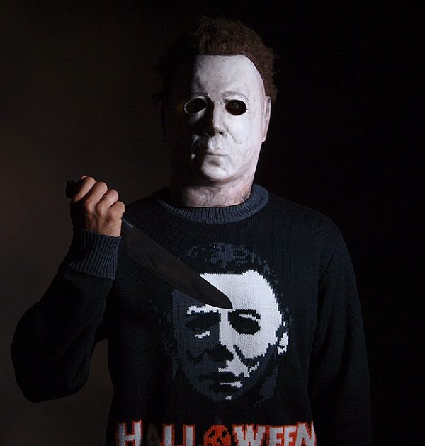 Michael Myers Christmas Sweater Michael Myershalloween Horror
