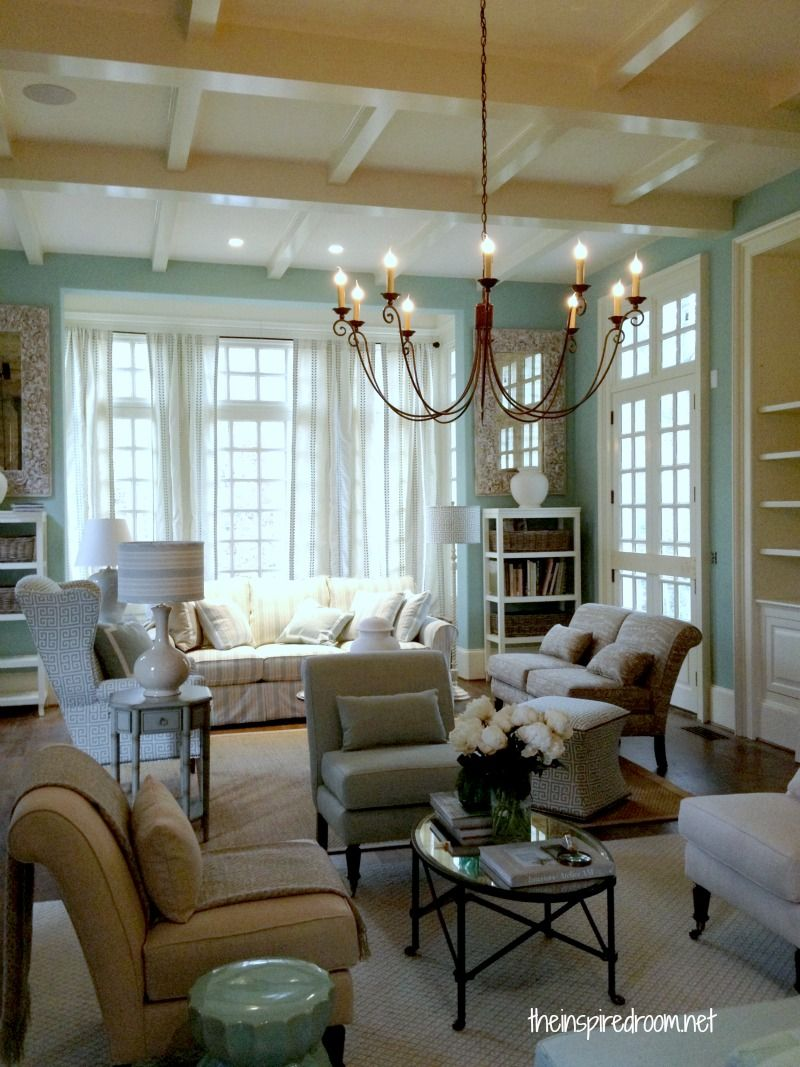 Charming House Tour! {Ballard Designs Catalog House ...